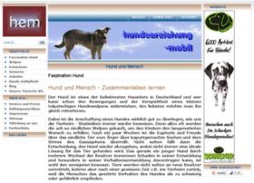 Hundeerziehung-mobil.de thumbnail