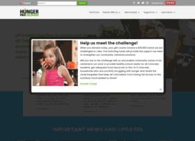 Hungerfreecolorado.org thumbnail