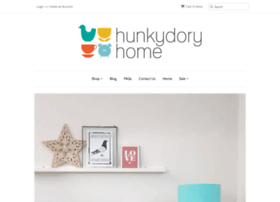 Hunkydoryhome.co.uk thumbnail