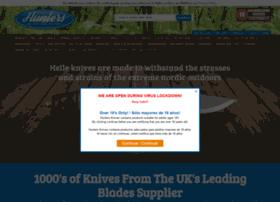 Hunters-knives.co.uk thumbnail