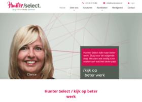 Hunterselect.nl thumbnail