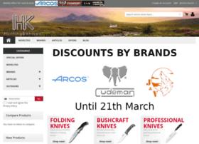 Huntingandknives.co.uk thumbnail
