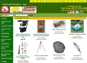 Huntingfishinginc.com thumbnail