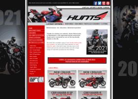 Huntsmotorcycles.co.uk thumbnail