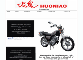 Huoniao-owners.co.uk thumbnail