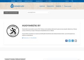 Huovinretki.fi thumbnail