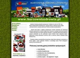 Hurtowniazdrowia.pl thumbnail
