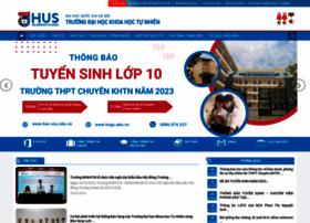 Hus.edu.vn thumbnail