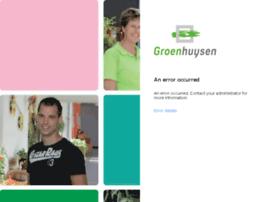 Huysnet.groenhuysen.nl thumbnail