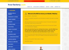 Hva-factory.com thumbnail