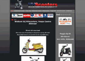 Hvscooters.nl thumbnail