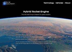 Hybrid-propulsion.space thumbnail