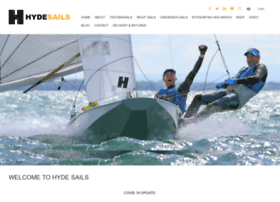 Hydesails.co.uk thumbnail