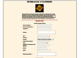 Hydrauliccylindersindia.net thumbnail