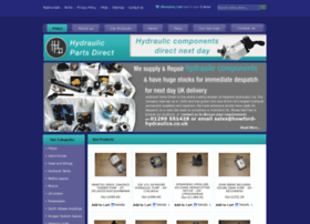 Hydraulicpartsdirect.co.uk thumbnail