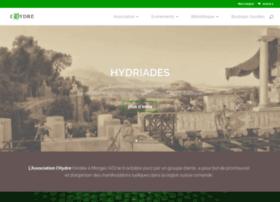 Hydre.ch thumbnail