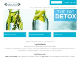 Hydrofresh.co.uk thumbnail