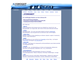 Hydrogeit.de thumbnail