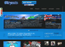 Hydrographicsnewzealand.co.nz thumbnail