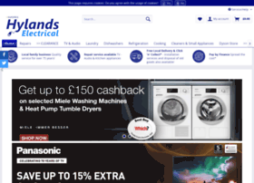 Hylandselectrical.co.uk thumbnail