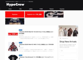 Hypecrew.jp thumbnail