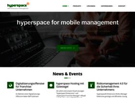 Hyperspace.de thumbnail