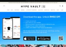 Hypevault.co thumbnail