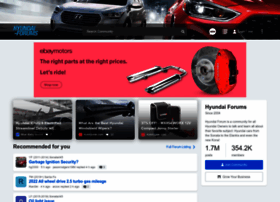 Hyundai-forums.com thumbnail