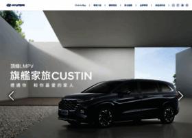 Hyundai-motor.com.tw thumbnail
