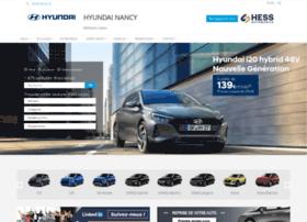 Hyundai-nancy.fr thumbnail