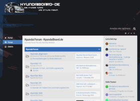 Hyundaiboard.de thumbnail