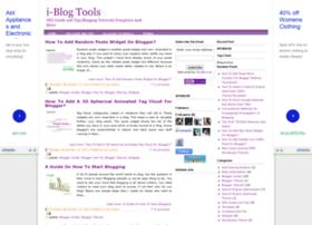 I-blogtools.blogspot.com thumbnail