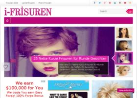 I-frisuren.com thumbnail