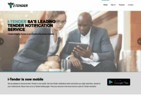 I-tender.co.za thumbnail