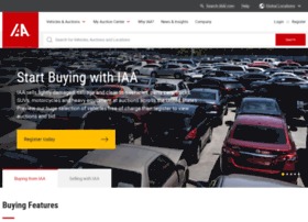 iaai at wi salvage cars for sale iaa insurance auto auctions. Black Bedroom Furniture Sets. Home Design Ideas