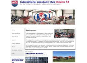 Iac58.org thumbnail