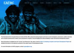 Iacrc.org thumbnail