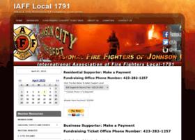 Iaff1791.org thumbnail
