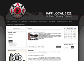 Iaff3322.org thumbnail