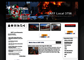 Iaff3756.org thumbnail