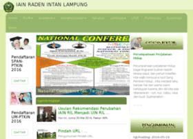 Iainradenintan.ac.id thumbnail