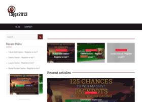 Iajgs2013.org thumbnail