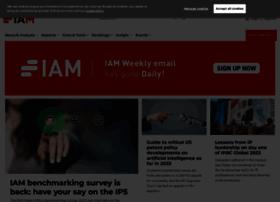 Iam-magazine.com thumbnail