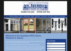 Ian-saunders-upvc.co.uk thumbnail