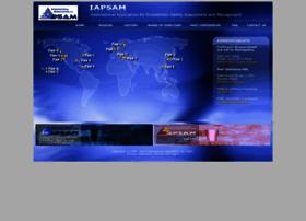 Iapsam.org thumbnail