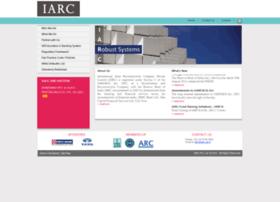 Iarc.co.in thumbnail