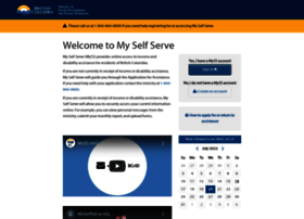 Iaselfserve.gov.bc.ca thumbnail