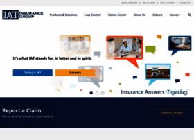 Iatinsurancegroup.com thumbnail