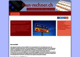 Iban-rechner.ch thumbnail