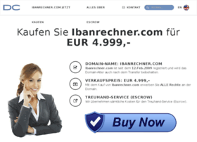 Ibanrechner.com thumbnail